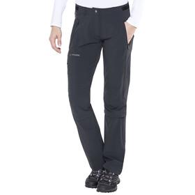 VAUDE Farley II Stretch - Pantalon long Femme - Regular noir